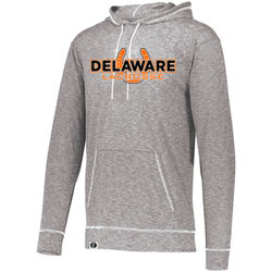 Unisex Delaware Shoe Lax Lightweight Journey Hoodie  Thumbnail