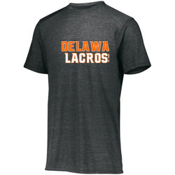 Unisex Delaware Lax Triblend Tee Thumbnail